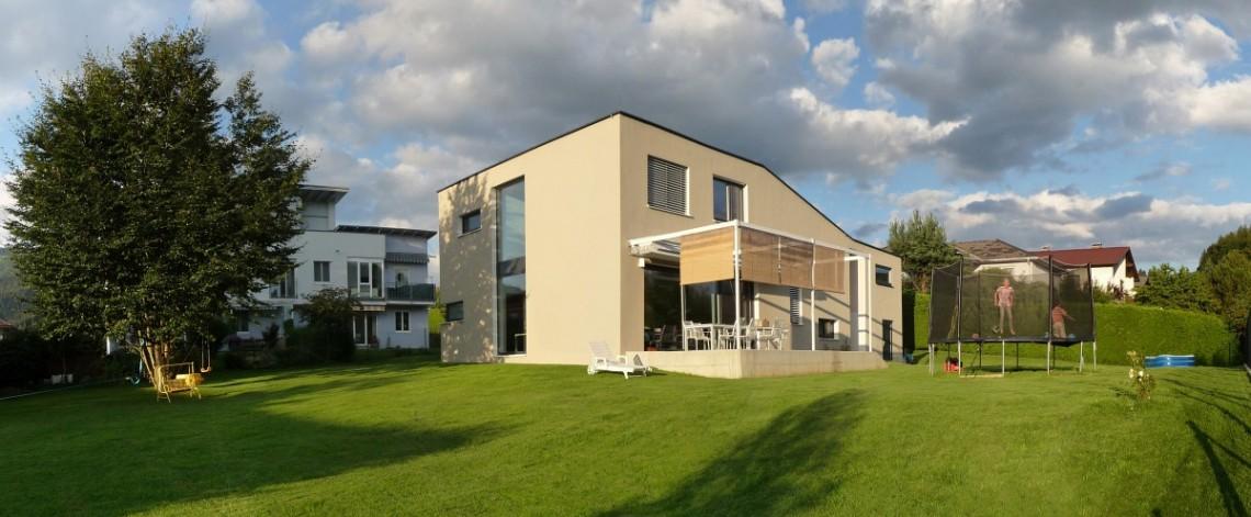 Einfamilienhaus, Terrasse, Splitlevel, Wohnhaus, Pergola, Mürzzuschlag,Österreich, Austria, Steiermark, Mürztal, Mürzzuschlag